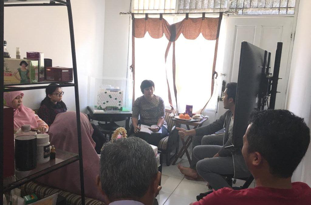 Nanobox Terima Kunjungan dari Kinara Indonesia