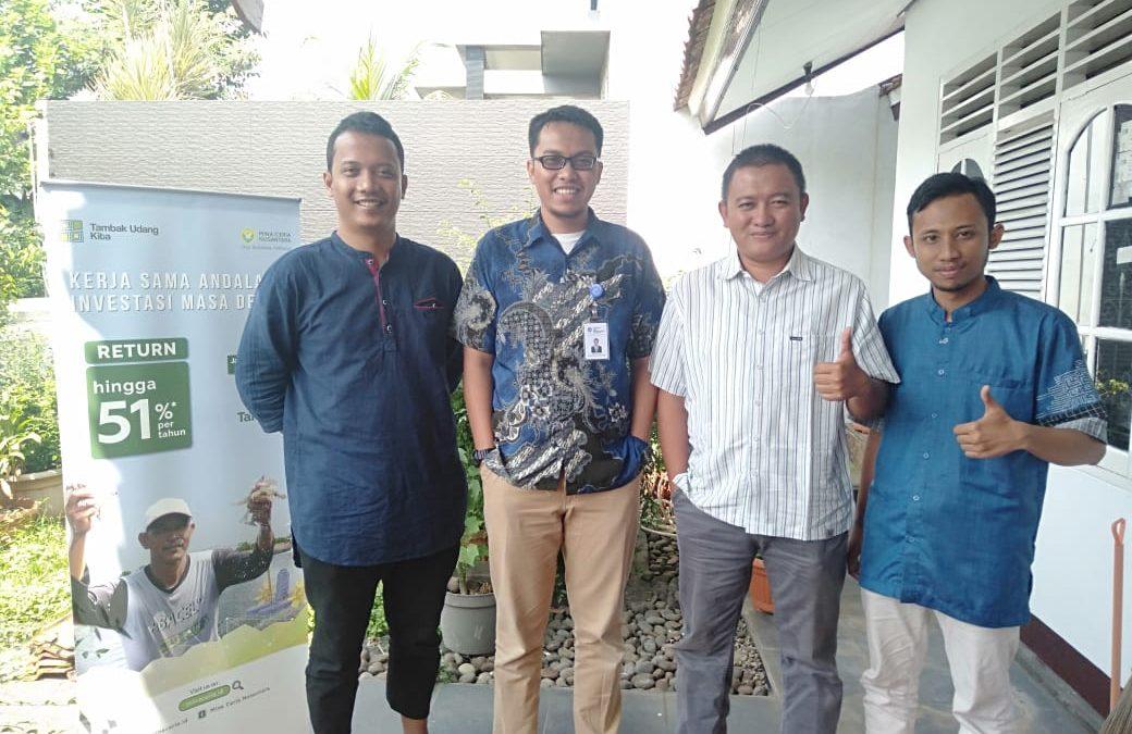 Nanobubble.id Bahas Penerapan Teknologi Nanobubble dengan CV. Mina Ceria Nusantara