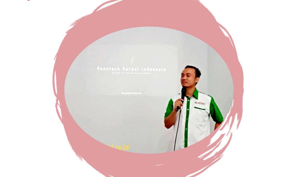 CEO Nanotech Hebal Indonesia Dilantik Menjadi Ketua HA Biokimia IPB