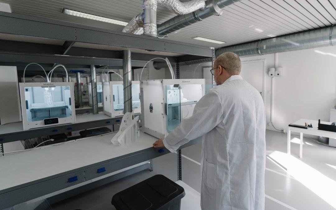 Metode Pencetakan 3D Baru yang Dapat Mempercepat Pembuatan Perangkat Medis Mungil untuk Tubuh